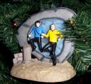 Star Trek Xmas Ornament
