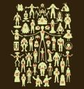 50 Aliens T-shirt…can u name them all
