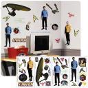 Star Trek Wall Appliques