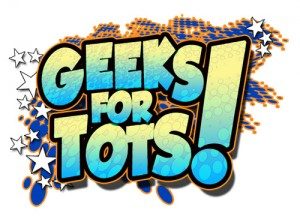 Geeks for Tots
