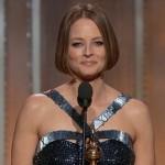 Jodie Foster Golden Globes
