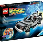 I Want It Wednesday: Back to the Future LEGO
