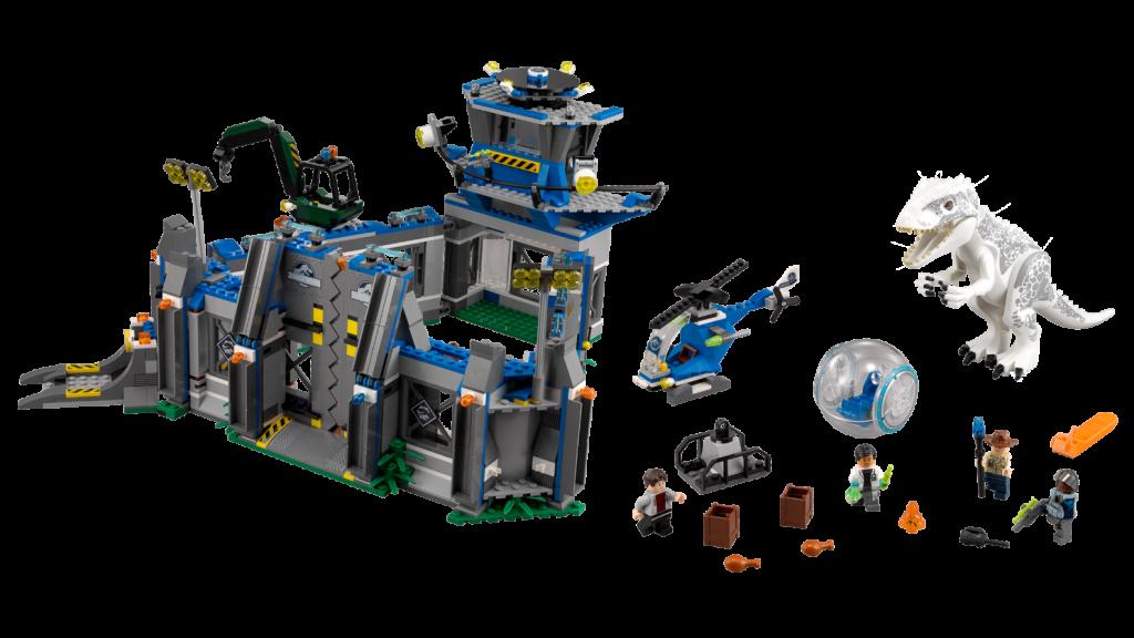 LEGO Jurassic World 75919 Indominus Rex