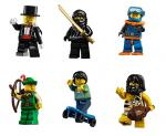I Want It Wednesday: Lego Minifigs Series 1