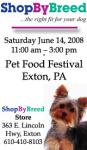 Pet Food Fest Being Held in Exton, PA